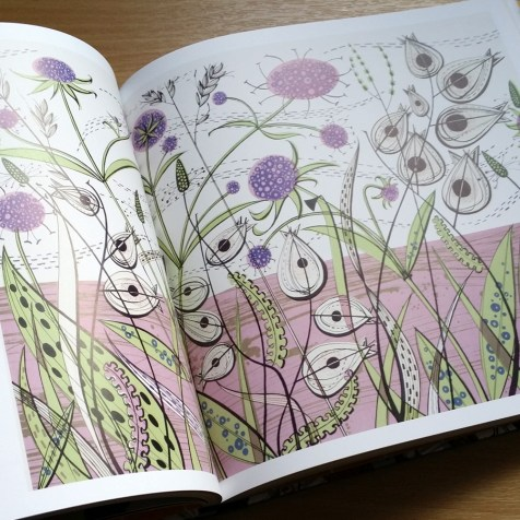Plants and Places by Angie Lewin - 4