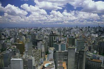 Una gran ciudad - Sao Paulo