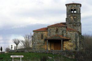 Iglesia de San Martín de Jaramillo Quemado