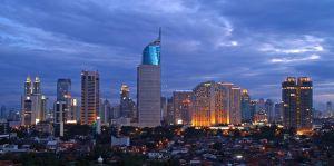 Yakarta, capital de Indonesia y su ciudad más poblada