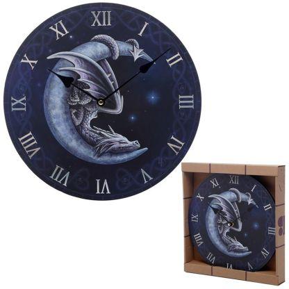 Reloj Dragon y Luna