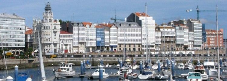 alojamiento en Coruña