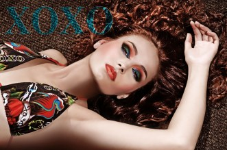 xoxo ad by Top advertising photographer Shaun Alexander