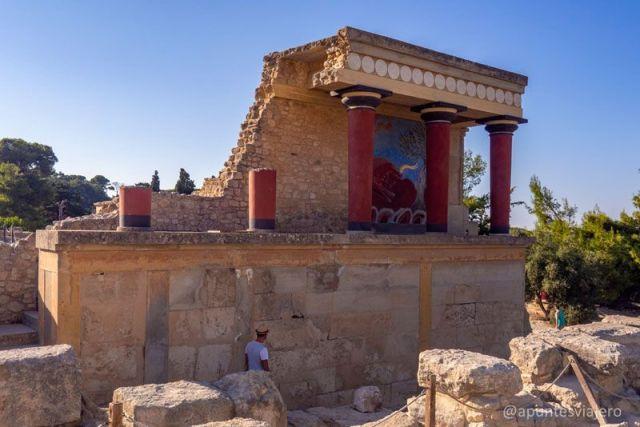 Palacio de Cnosos - Creta - Viaje islas griegas (1)