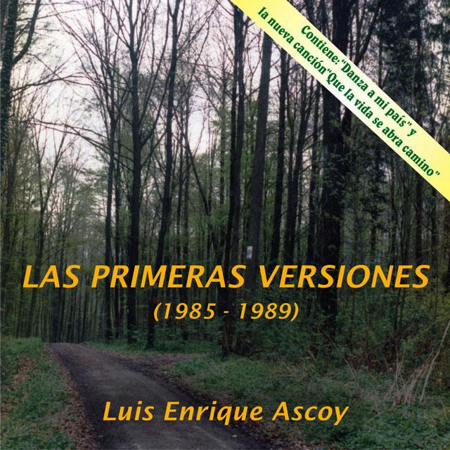 disco las primeras versiones