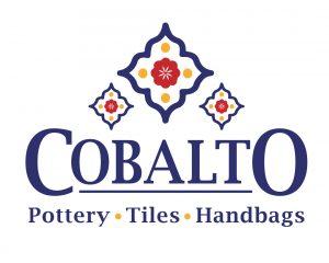 cobalto mexican pottery tiles