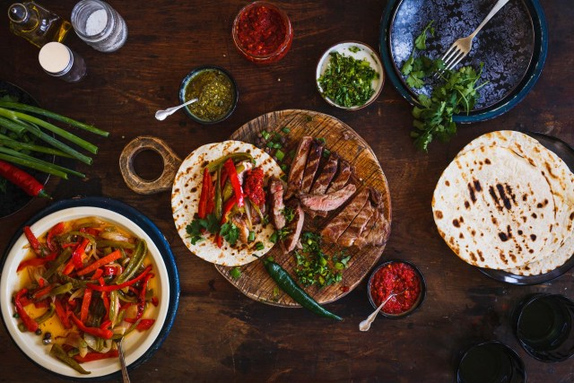 Los Cabos Mexican Food