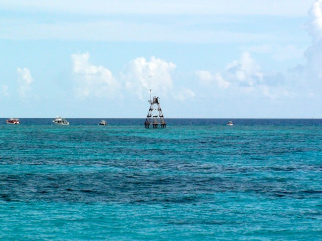 Faro del Arrecife de coral en Key Largo