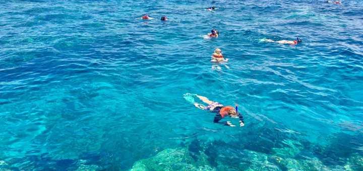 Snorkeling en Key West Arrecife