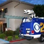 Los Cerritos Community Newspaper coverage on Assessor raids hits KCAL, KCBS
