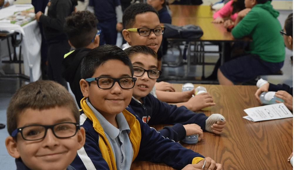 034a8f0c03c4 Lynwood Elementary Students Receive Free Eyeglasses through Partnership  with Vision To Learn