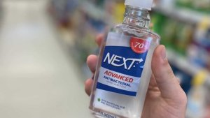 list of toxic hand sanitizers fda recall