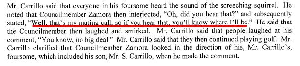 Carrillo statement squirrel