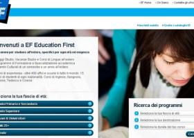 EF - Homepage