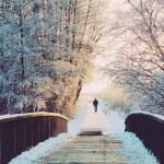 Camminare al freddo fa bene alla salute: ecco perché