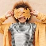Occhi sani, anche in autunno