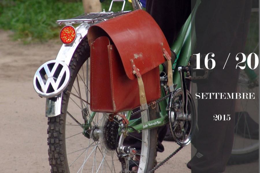 In bicicletta per la mobilità sostenibile