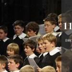 Coro di voci bianche per gli auguri di Natale