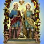 Quattro giorni di festa per i Santi Cosma e Damiano