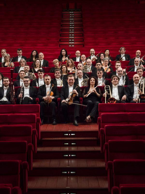 Venaria Reale: la Filarmonica TRT e l'ultimo concerto a sorpresa