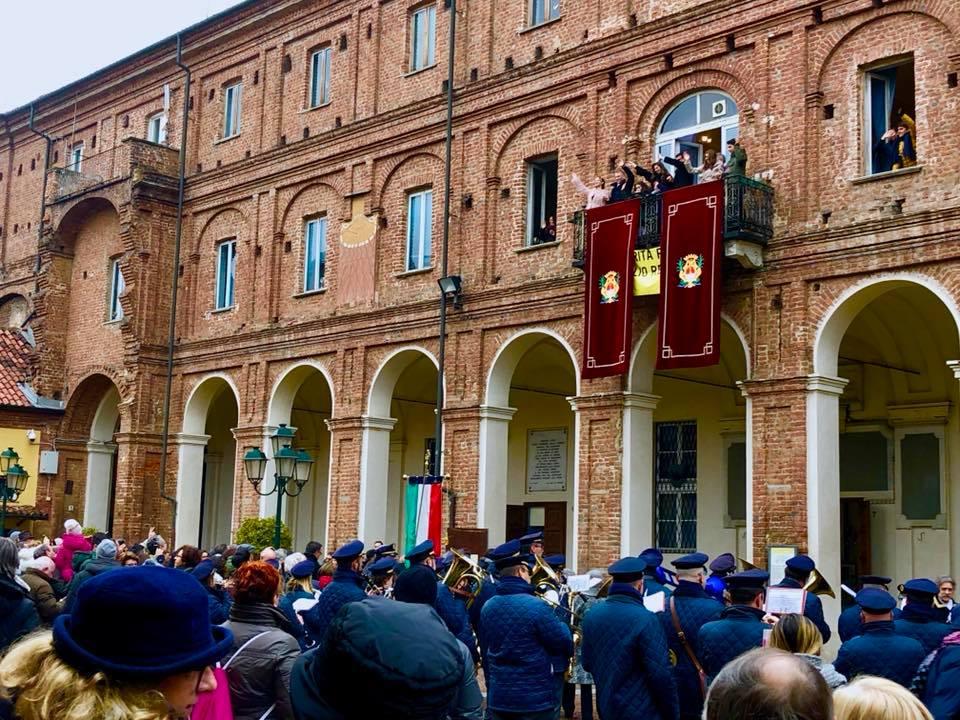 Chivasso celebra la festa patronale del Beato Angelo Carletti