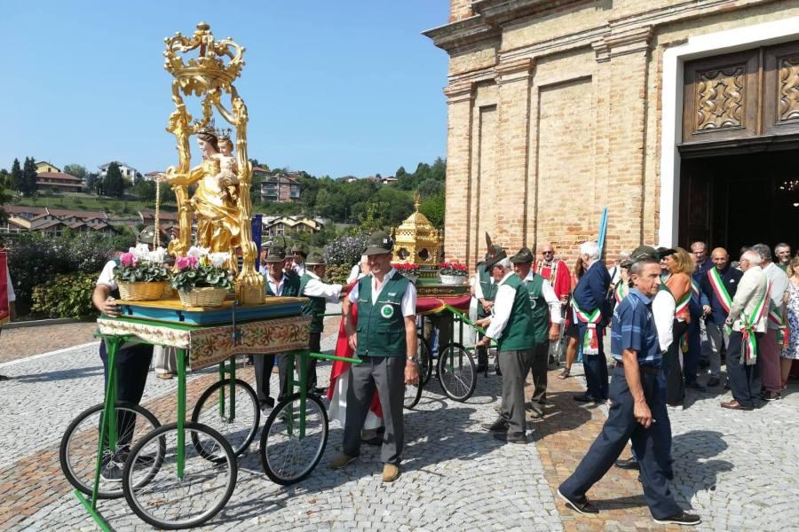 Baldissero Torinese, tutto pronto per la festa patronale di San Giuliano