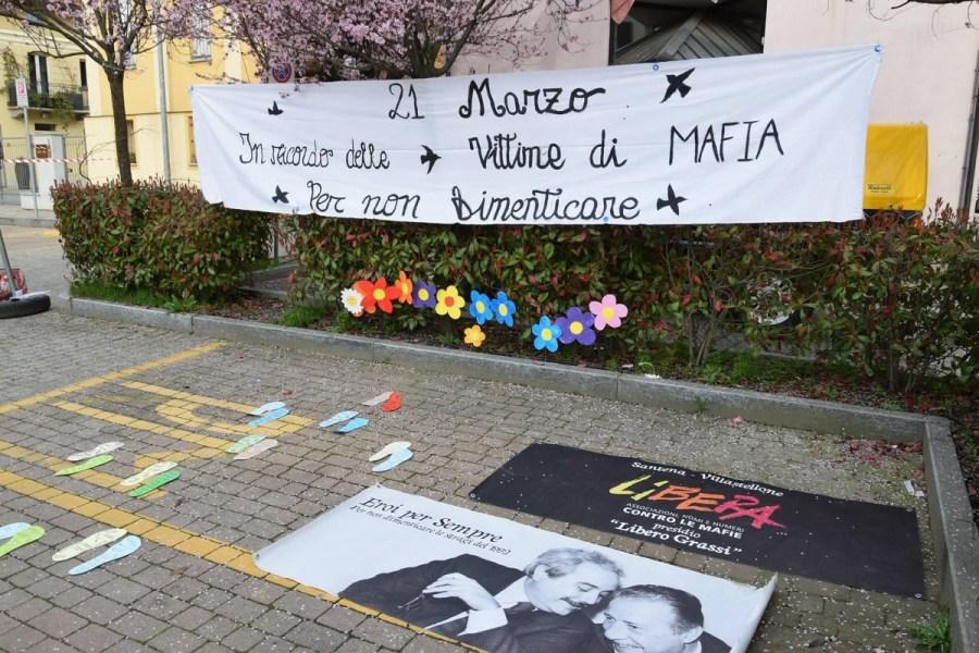 Santena aderisce alla giornata nazionale in ricordo delle vittime delle mafie