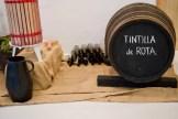 Barril-Tintilla-de-Rota,-Exposición-de-Rota