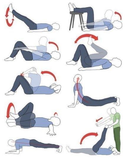 تمارين البطن وسيله فعاله لبقاء الجسم رشيقا وقويا