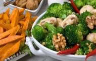 انقاص الوزن بالأنظمه الغذائيه النباتيه