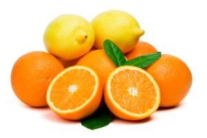 وصفة الليمون والبرتقال