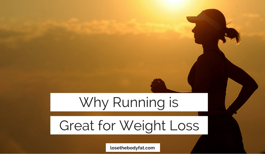 Why Running is Great for Weight Loss