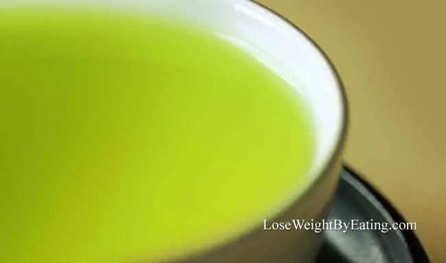 Green Tea Detox Drinks
