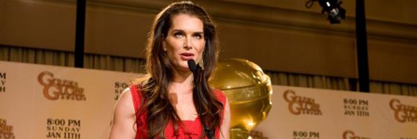 Brooke Shields durnate el anuncio de las nominaciones