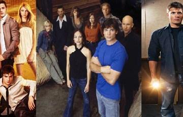 Las series de CW