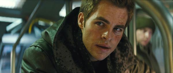 Chris Pine en la nueva 'Star Trek'