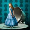 Mia Wasikowska en 'Alicia en el País de las Maravillas'
