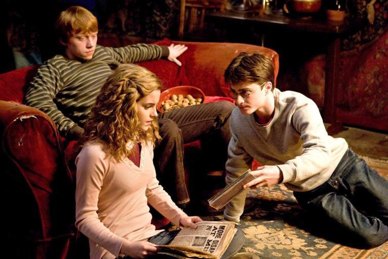 Harry Potter 6