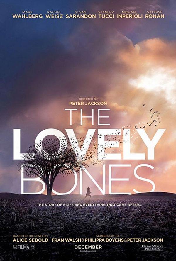 Cartel de 'The Lovely Bones'