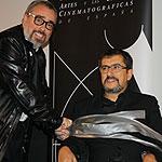 Álex de la Iglesia presenta a Andreu Buenafuente como anfitrión de los Goya