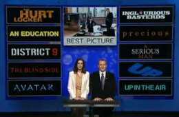 'Avatar' y 'En tierra hostil' empatan a 9 nominaciones a los Oscar