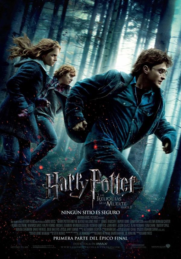 Harry Poter y las reliquias de la muerte: Parte I