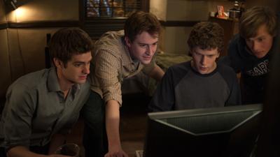 'La red social', la película del año para TÍO OSCAR