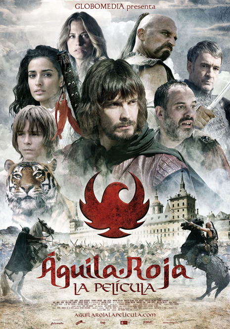 Póster definitivo de 'Águila roja: La película'