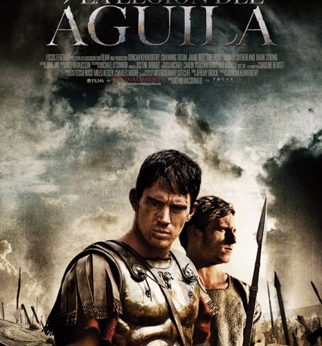 Póster español de 'La legión del águila'