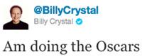 """Billy Crystal: """"Voy a presentar los Oscar"""""""