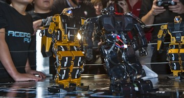 Taller cine y robótica
