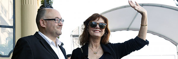 Susan Sarandon y Richard Gere inauguran hoy el Festival de Cine de San Sebastián 2012