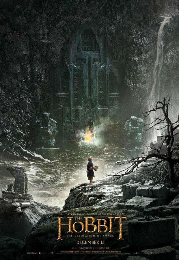 Primer póster de 'La desolación de Smaug'