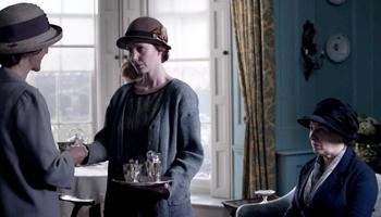 """Julian Fellowes por """"Episodio 3x04"""", de Downton Abbey"""